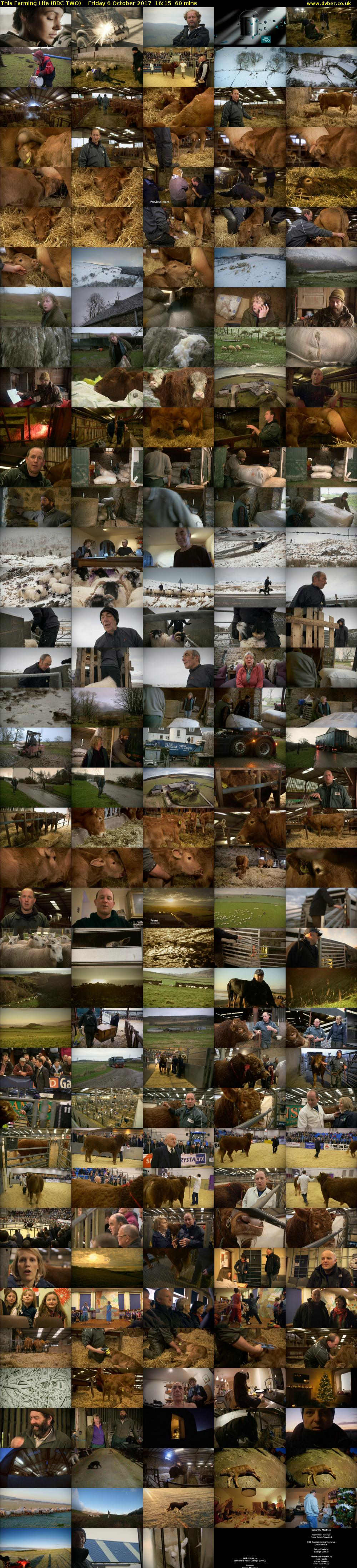 This Farming Life (BBC TWO) Friday 6 October 2017 16:15 - 17:15