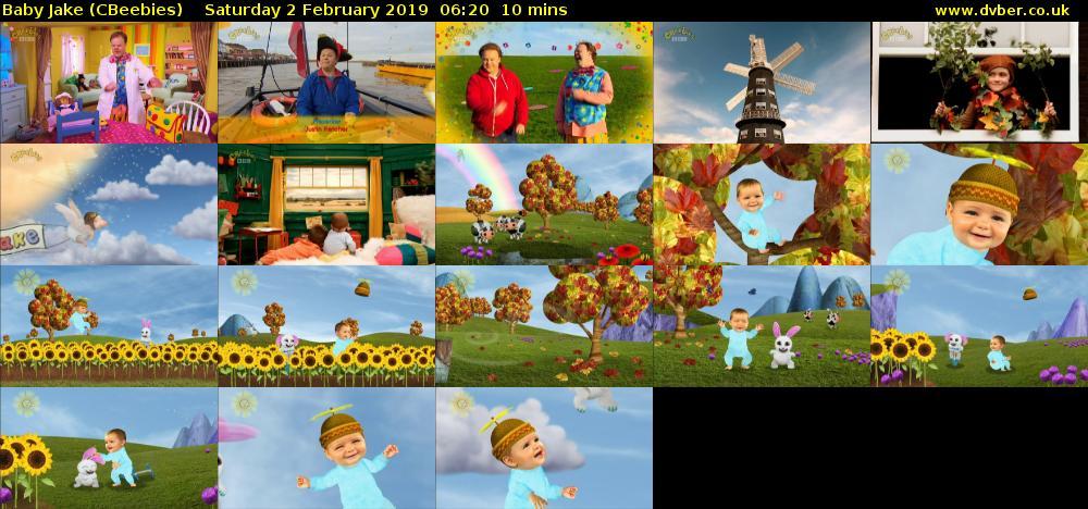 Baby Jake (CBeebies) - 2019-02-02-0620
