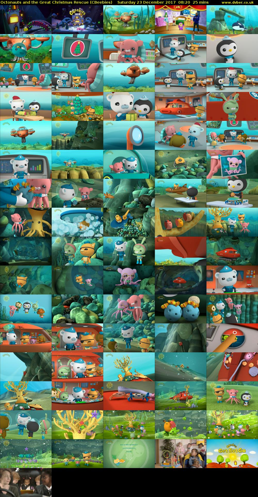 Octonauts and the Great Christmas Rescue (CBeebies) - 2017-12-23-0820