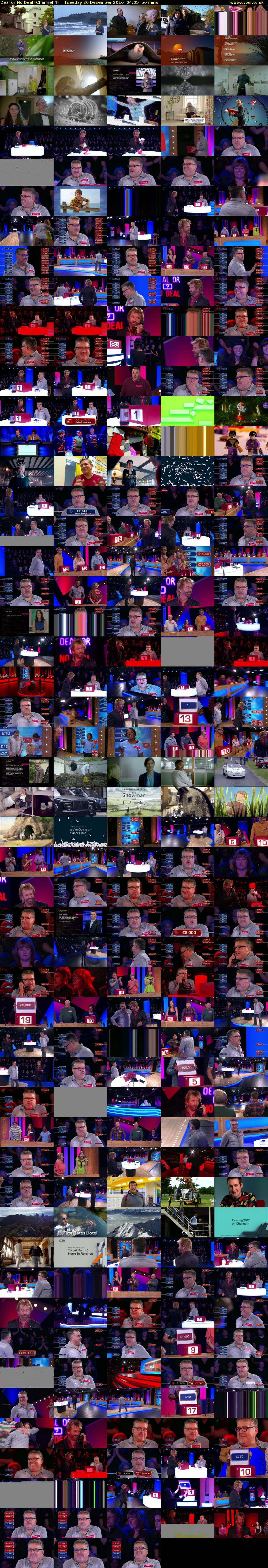 Deal Or No Deal Channel 4 Hd 2016 12 20 0405