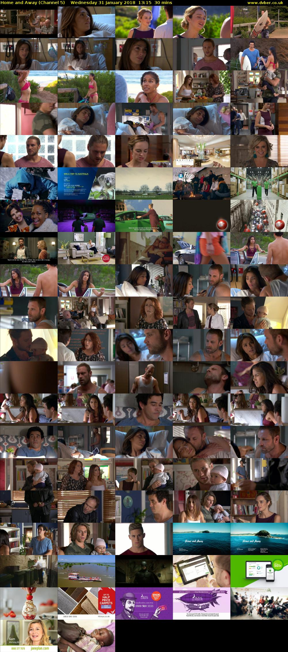 Home and Away (Channel 5) - 2018-01-31-1315