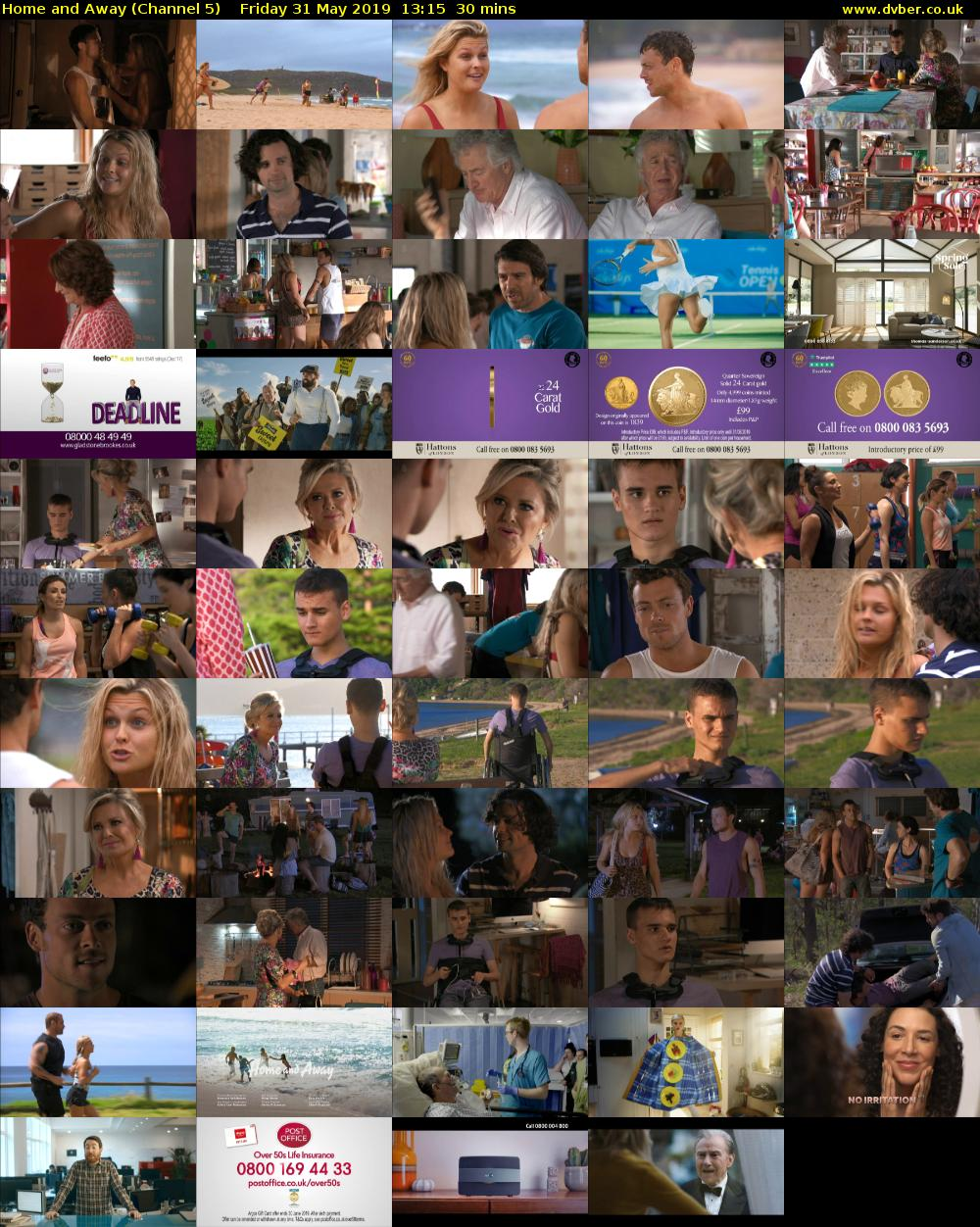 Home and Away (Channel 5) - 2019-05-31-1315