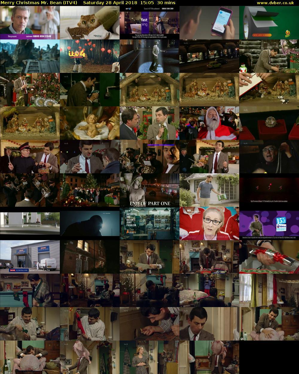 Merry Christmas Mr. Bean (ITV4) - 2018-04-28-1505