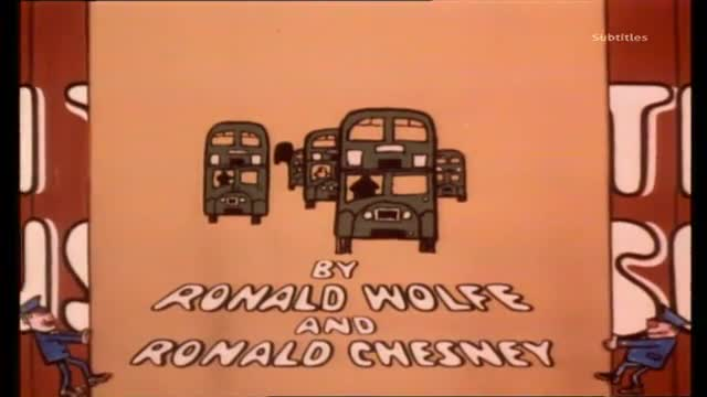 Intro title sequence for On the Buses|Theme from the classic show