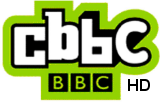 CBBC HD logo