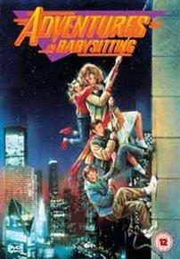 Adventures in Babysitting cover