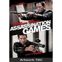 Assassination Games cover