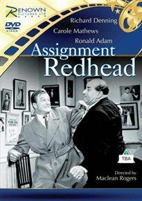 Assignment Redhead cover