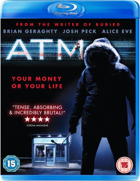ATM cover