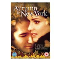 Autumn In New York cover