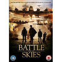 Battle For The Skies cover