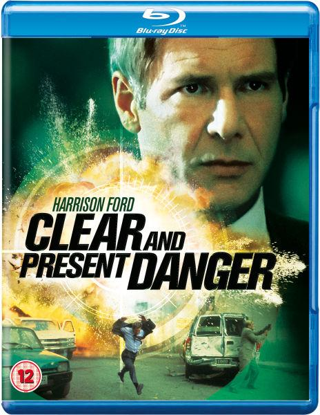 Clear and Present Danger cover