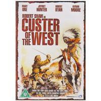 Custer of the West cover