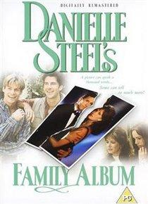 Danielle Steel's Family Album cover
