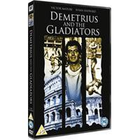 Demetrius and the Gladiators cover