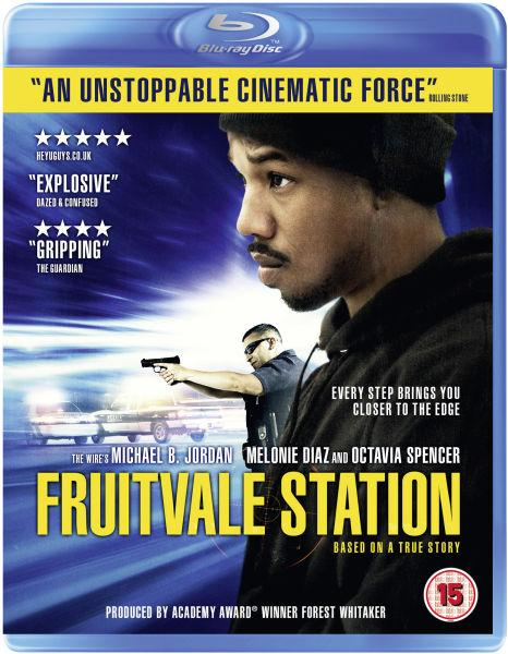 Fruitvale Station cover