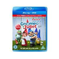 Gnomeo and Juliet cover