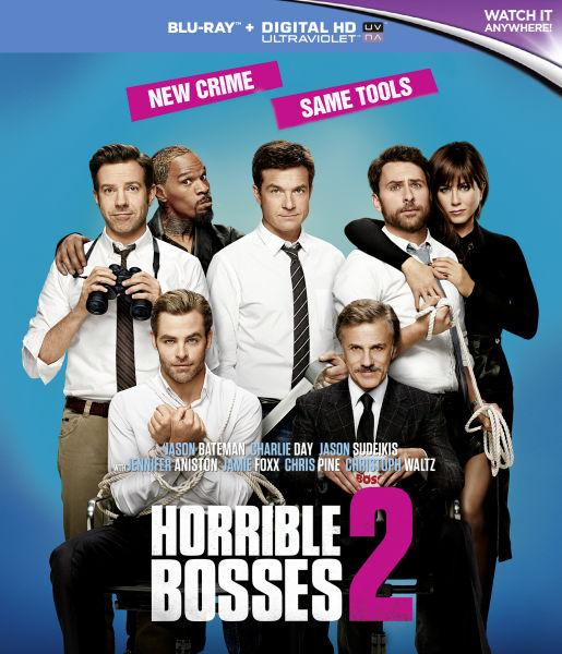 Horrible Bosses 2 cover
