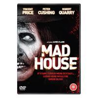 Madhouse cover