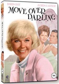 Move Over Darling cover