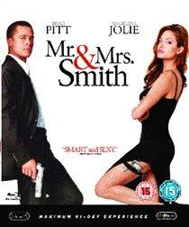 Mr and Mrs Smith cover