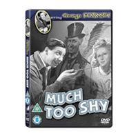 Much Too Shy cover