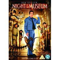 Night at the Museum cover