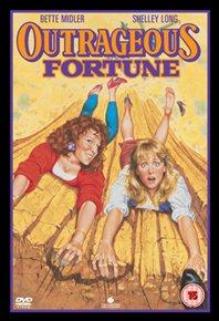 Outrageous Fortune cover