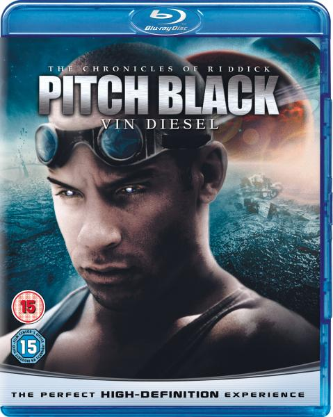 Pitch Black cover