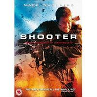 Shooter cover