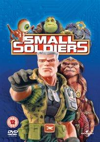 Small Soldiers cover