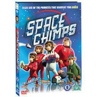 Space Chimps cover