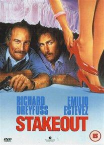 Stakeout cover