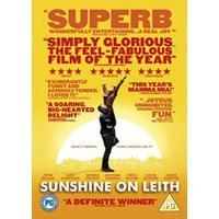 Sunshine on Leith cover