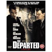 The Departed cover