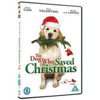 The Dog Who Saved Christmas cover
