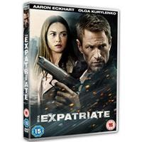 The Expatriate cover