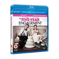 The Five-Year Engagement cover