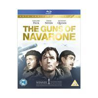 The Guns of Navarone cover