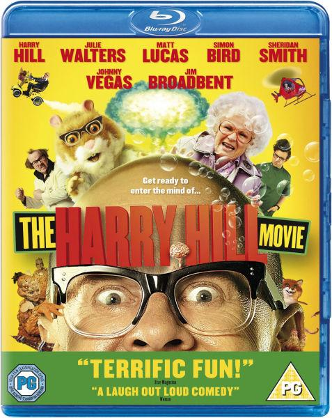 The Harry Hill Movie cover