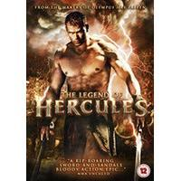 The Legend of Hercules cover