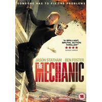The Mechanic cover