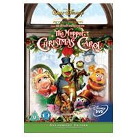 The Muppet Christmas Carol cover