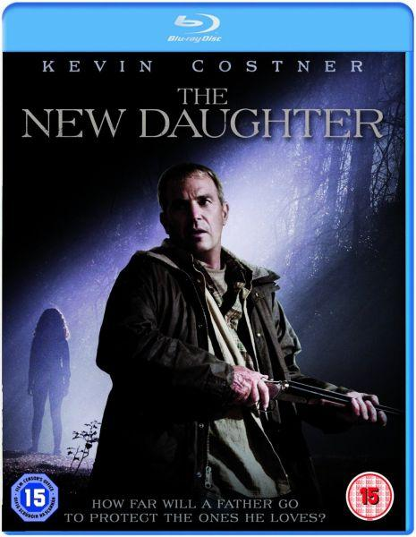 The New Daughter cover