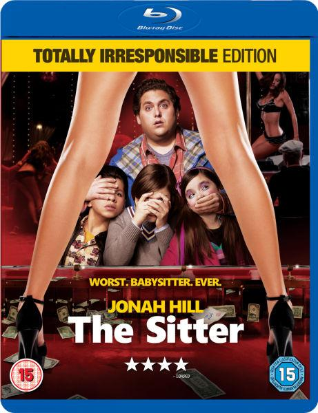 The Sitter cover