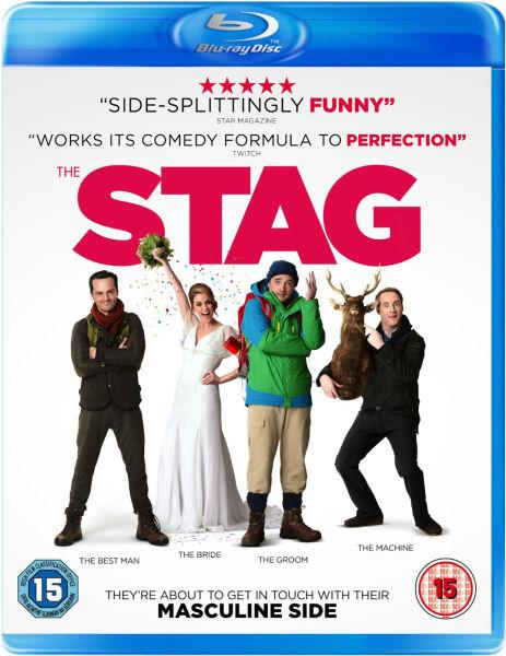 The Stag cover