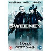 The Sweeney cover
