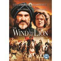 The Wind And The Lion cover
