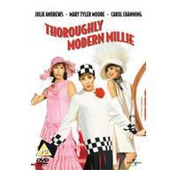 Thoroughly Modern Millie cover