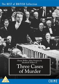 Three Cases of Murder cover